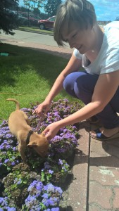 Bogusia + Daisy
